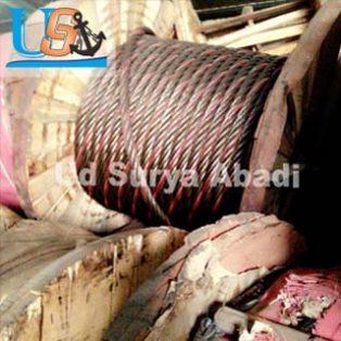 Harga Kawat Seling Wire Rope